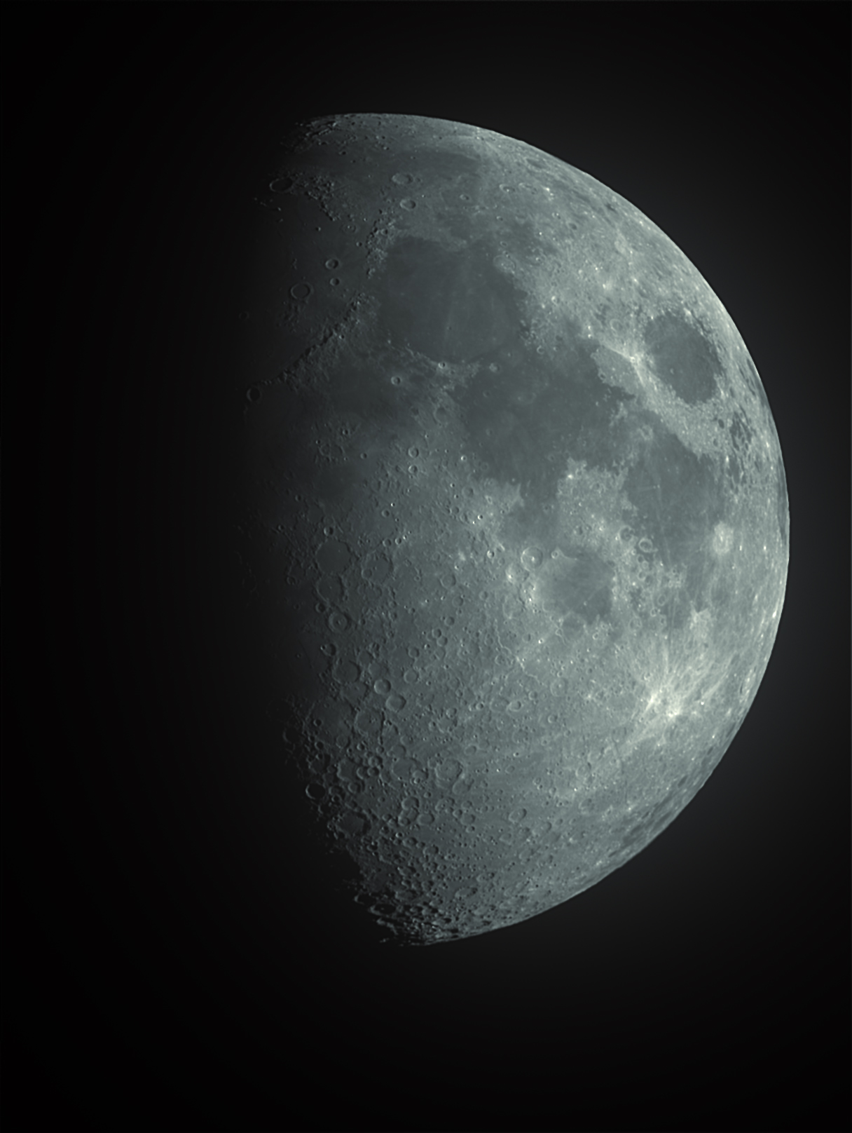 Who and how discovered the moon 93