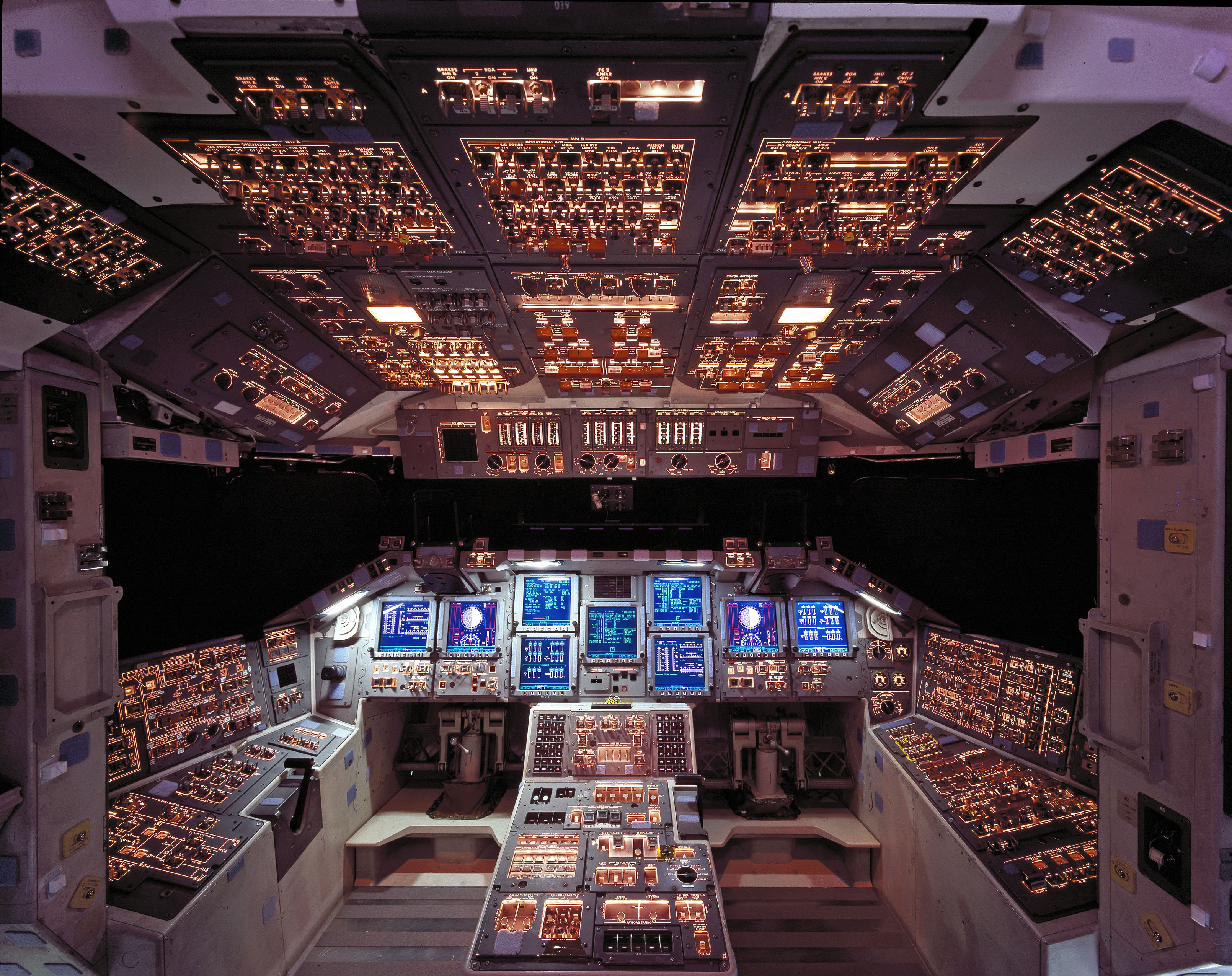 space shuttle home cockpit - photo #18