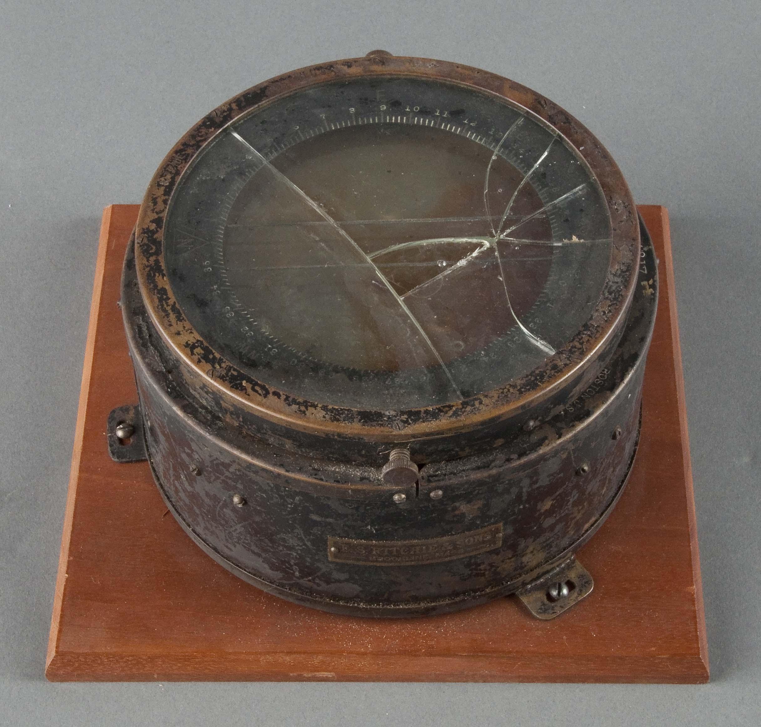 Aperiodic Compass