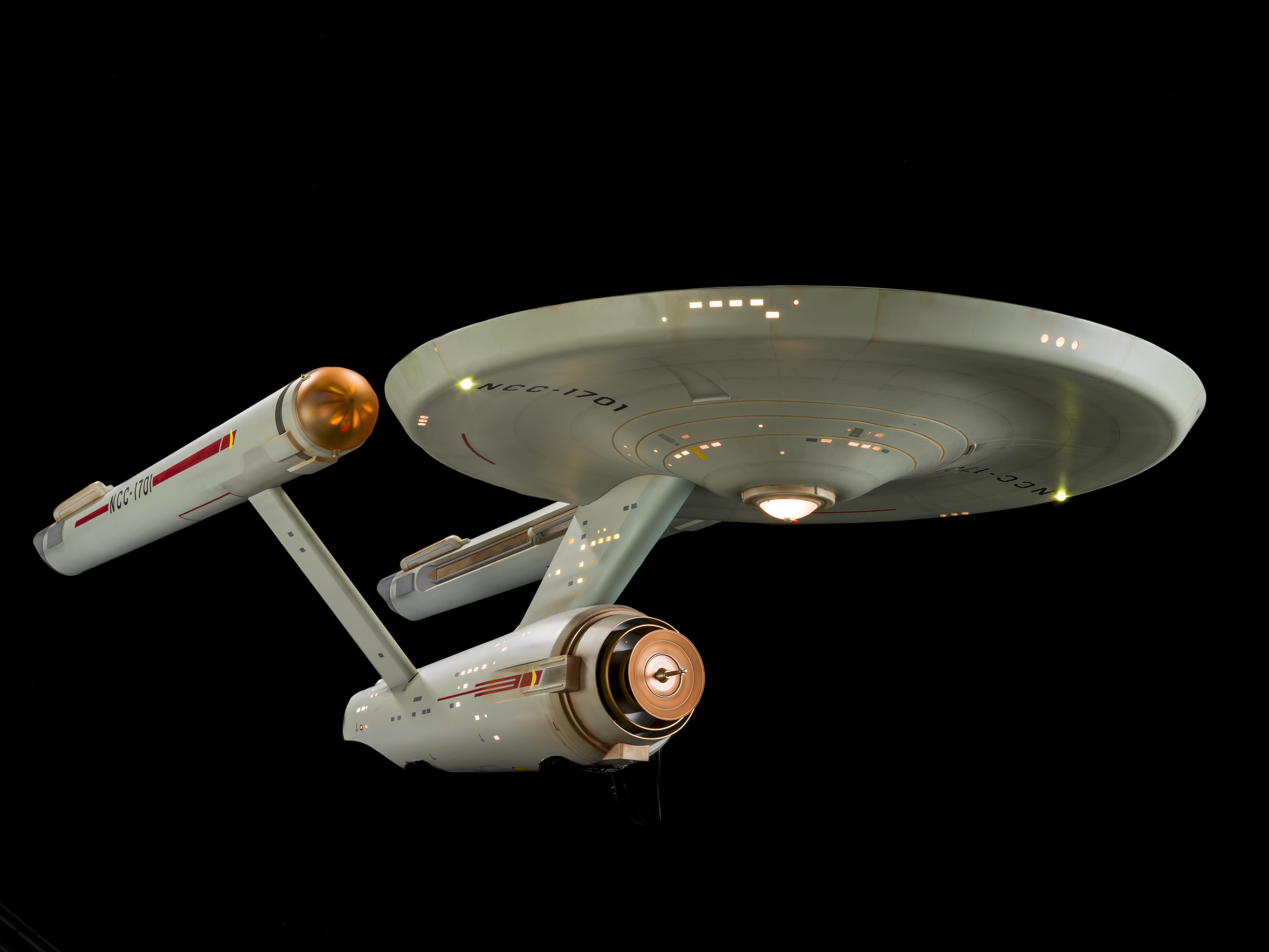 Star Trek Enterprise Model
