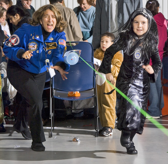 Participate in a Race at Air & Scare at the Udvar-Hazy Center