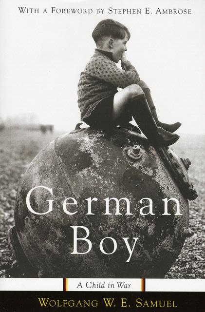 <i>German Boy</i> by Wolfgang W.E. Samuel