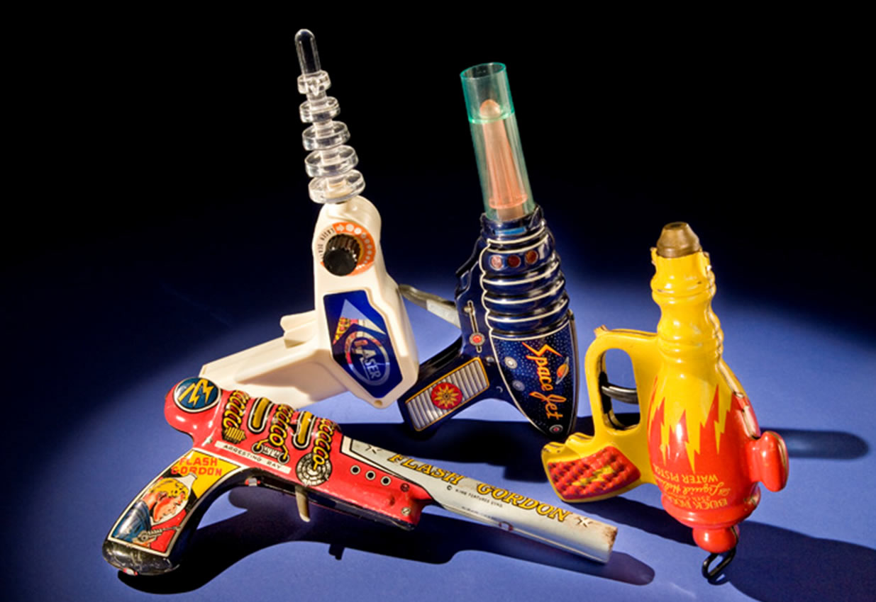 A Christmastime Price WarOver A Toy Ray Gun National Air And - Gun museums in usa