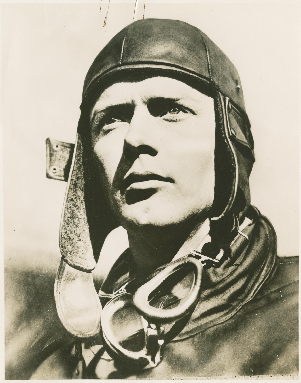 Portrait of Charles A. Lindbergh