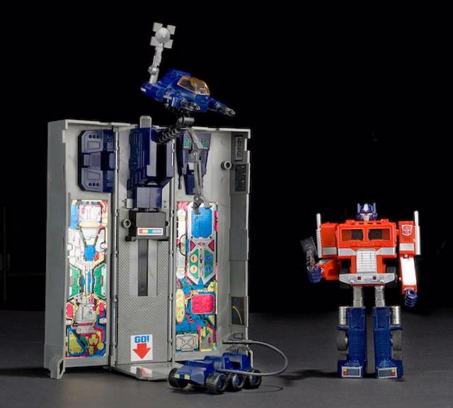 Transformer: Optimus Prime