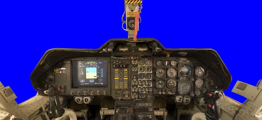Bell XV-15 TRRA Panorama