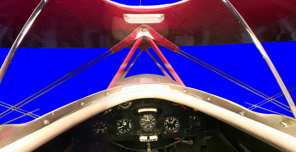 Pitts Special S-1C Panorama