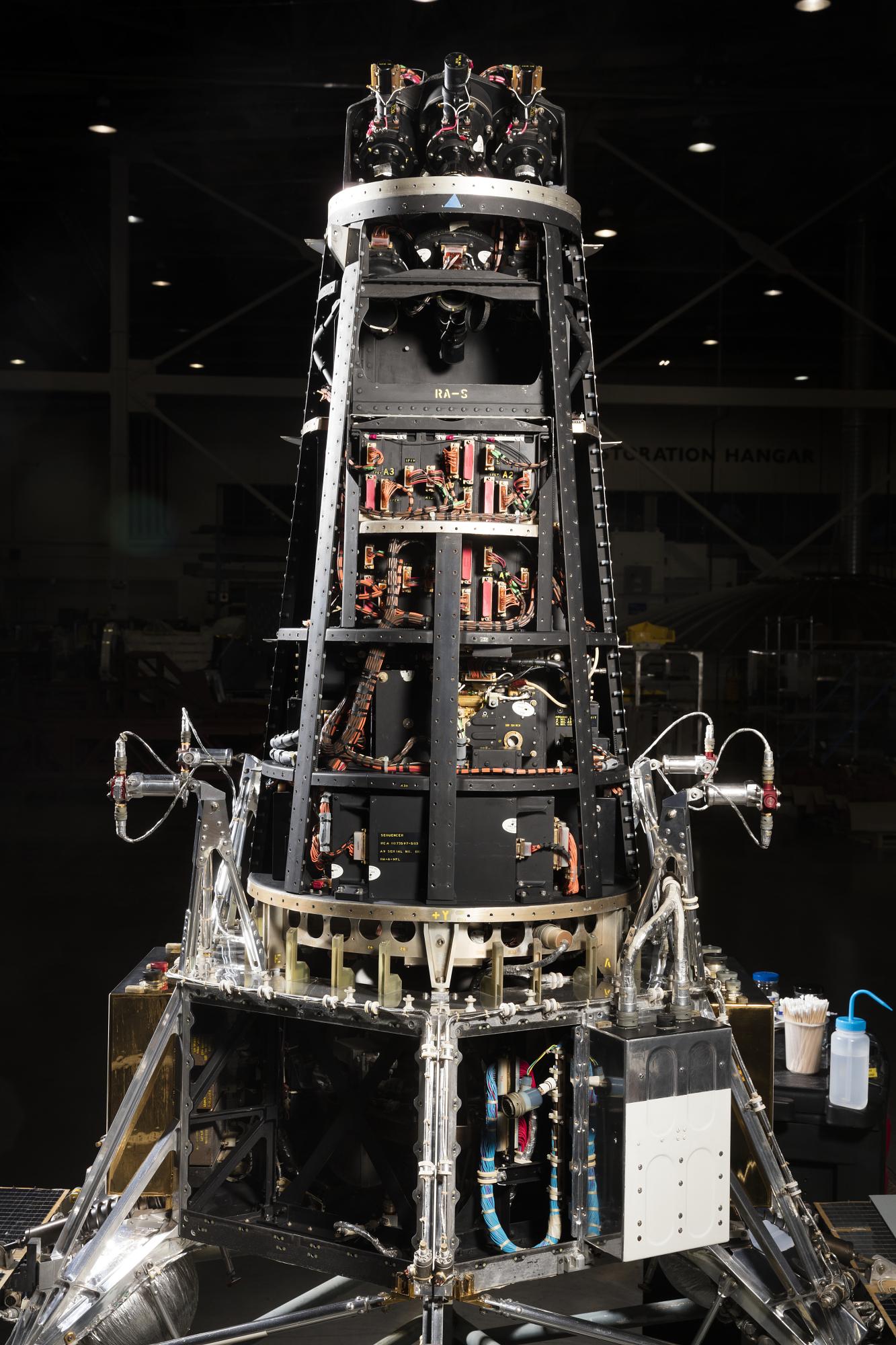 nasa ranger spacecraft - HD2000×3000