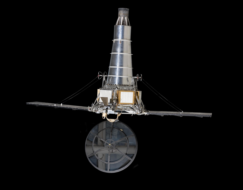 nasa ranger spacecraft - HD3000×2342