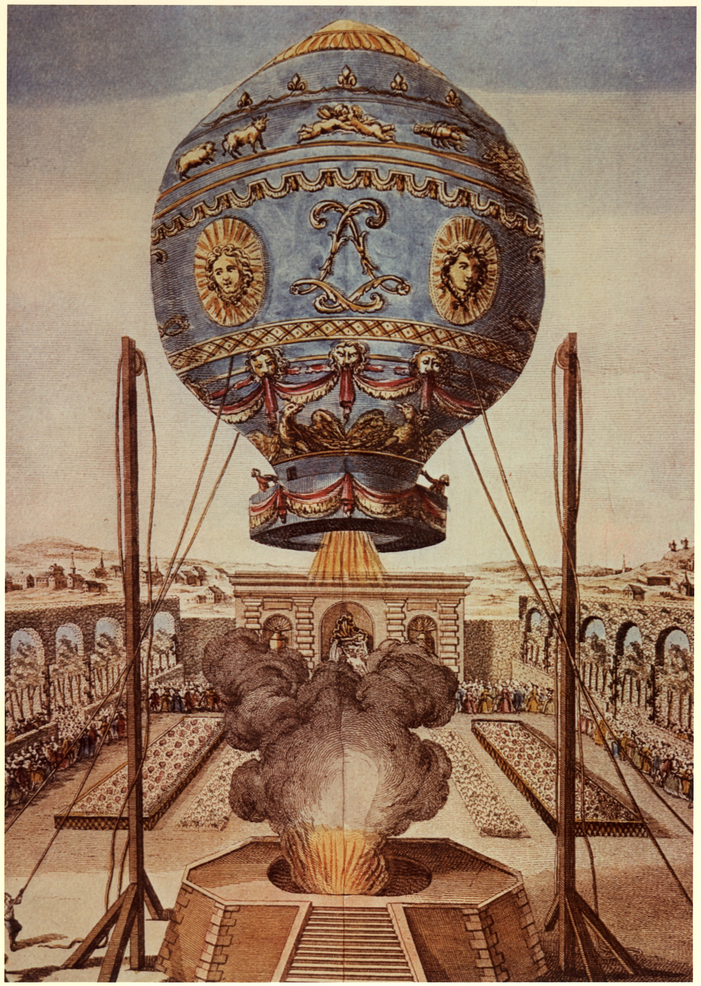 The Birth of the Balloon