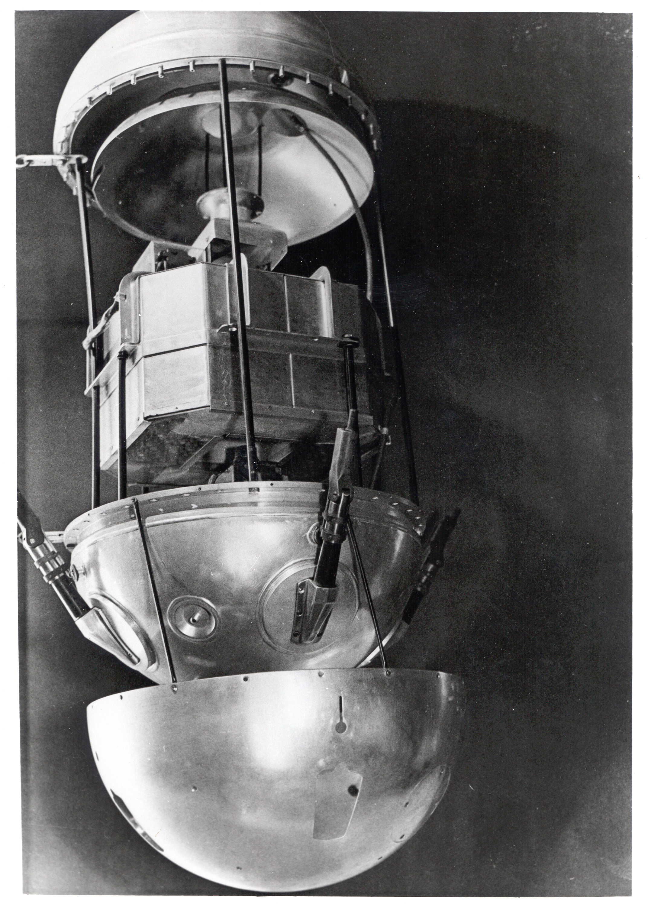 """an essay on sputnik an artificial satellite Free essays \ sputnik sputnik  the sputnik, which got the size of a beach ball, was the world's first artificial satellite contained two beeping radio transmitters that allowed observers to track its orbit a decade earlier, the rand corporation had foreseen that the launching of the first artificial satellite to orbit the earth """"would inflame the imagination of mankind,."""