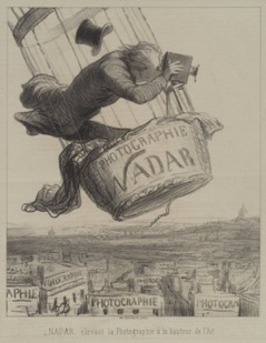 Nadar elevating Photography to Art
