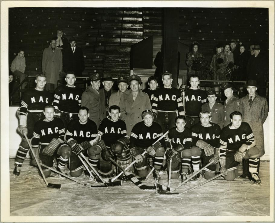 Northwestern Aeronautical Corporation Hockey Team