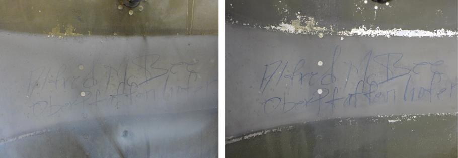 signature on flak-bait