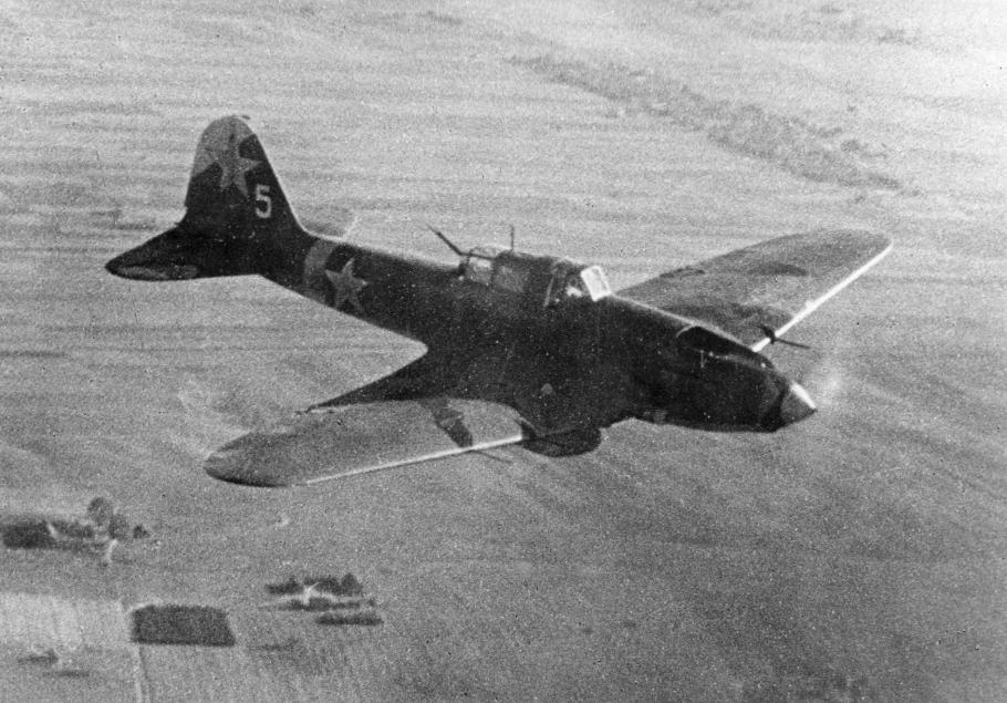 Stalin S Essential Aircraft Ilyushin Il 2 In Wwii