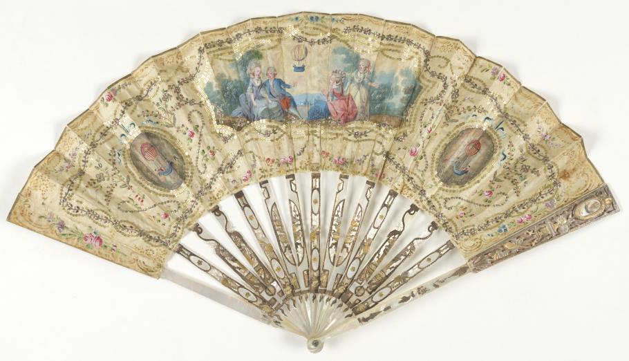 18th Century Decorative Fan