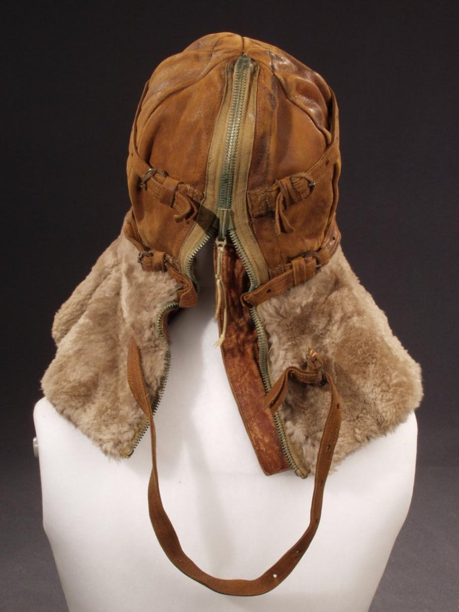 Back of Soucek Helmet