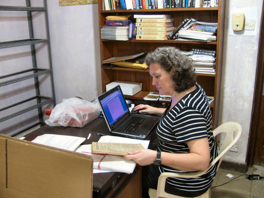 Archivist Reviews Clarke Materials