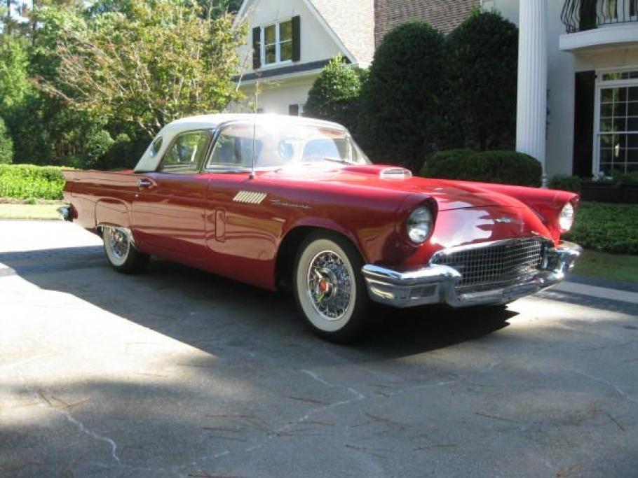 1957 Thunderbird Convertible