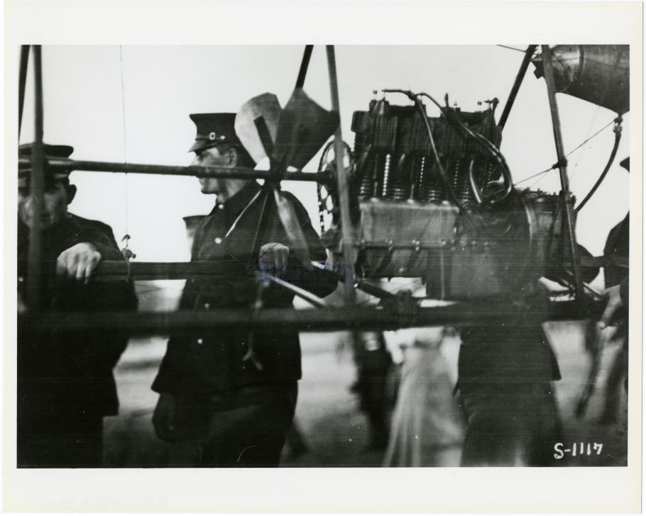Curtiss 4-cylinder Engine