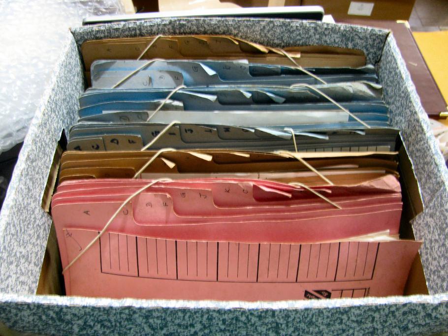 Clarke Box of Correspondence