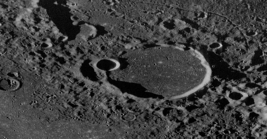 Bel'kovich-A Crater