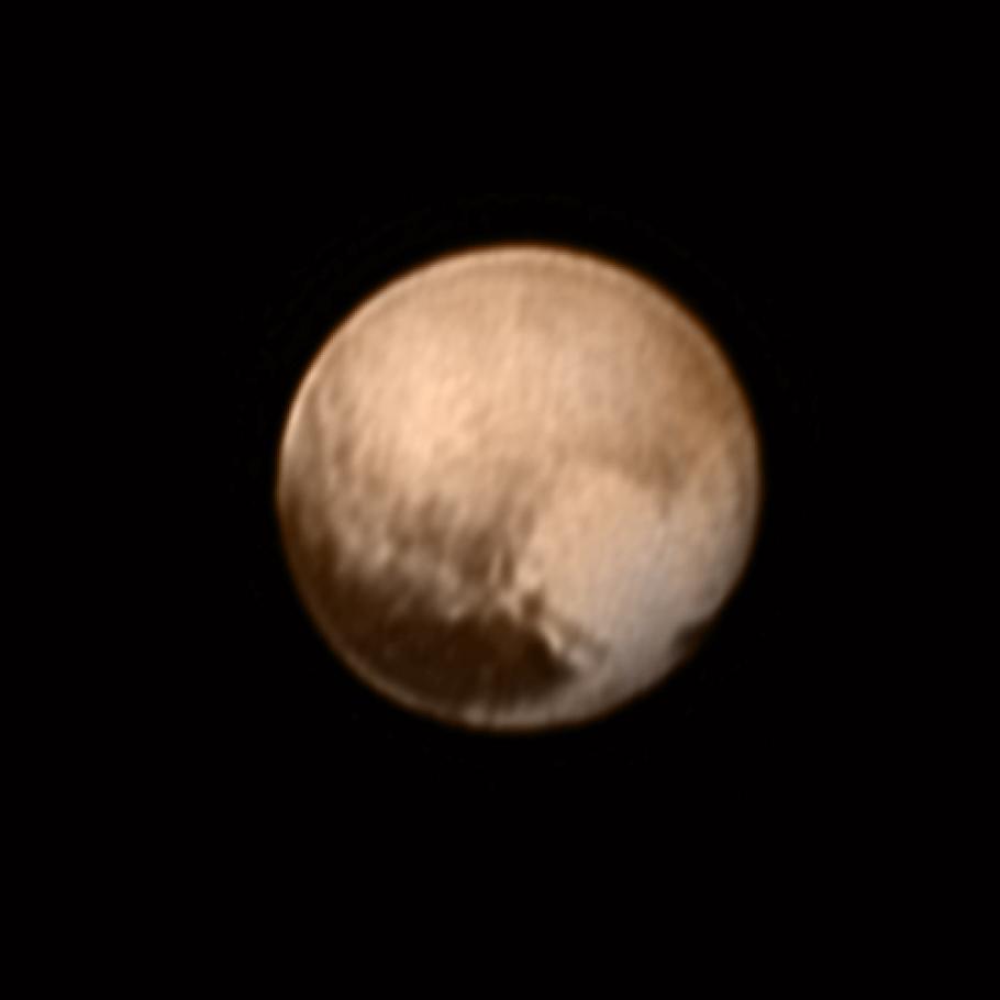 A Heart on Pluto