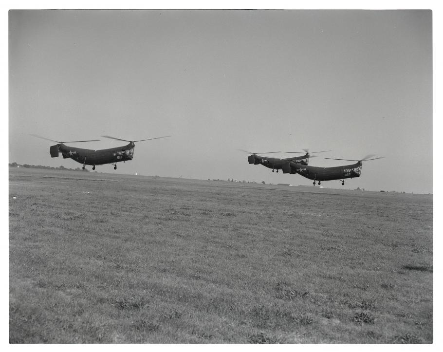 "HRP-1 ""Flying Bananas"""