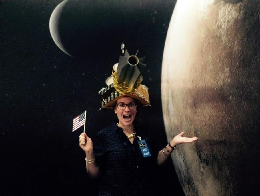 Celebrating New Horizons Flyby