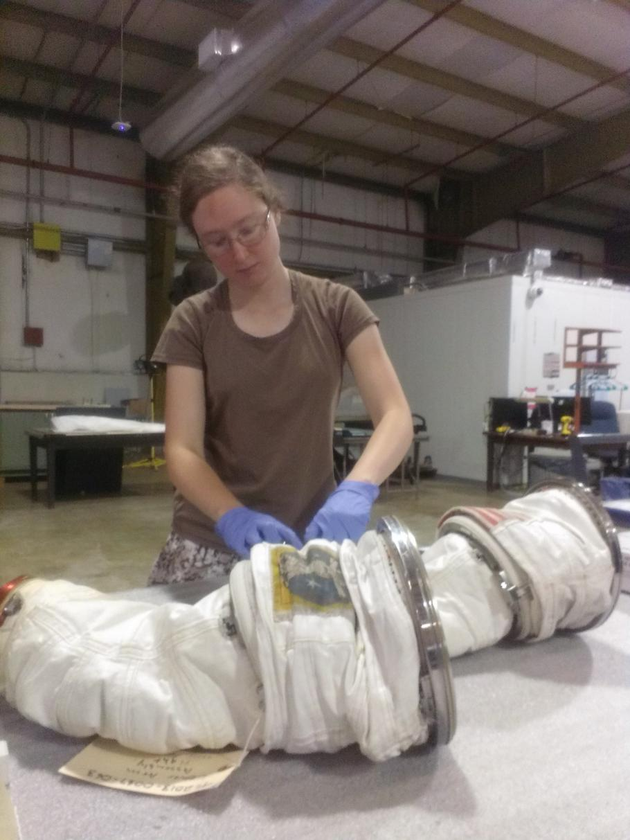 Building a Spacesuit with Spare Parts