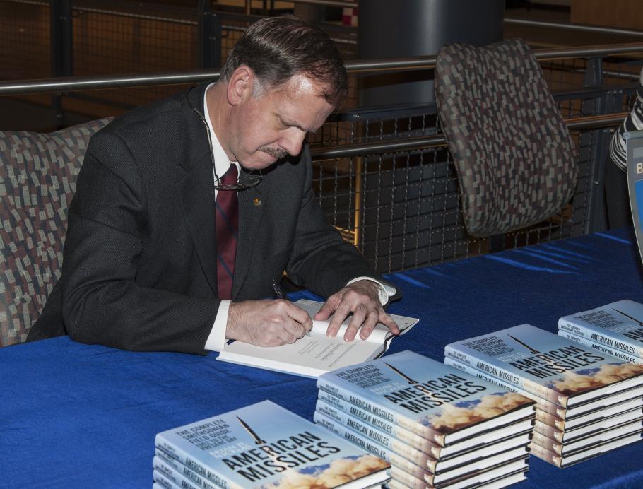 Brian Nicklas Book Signing