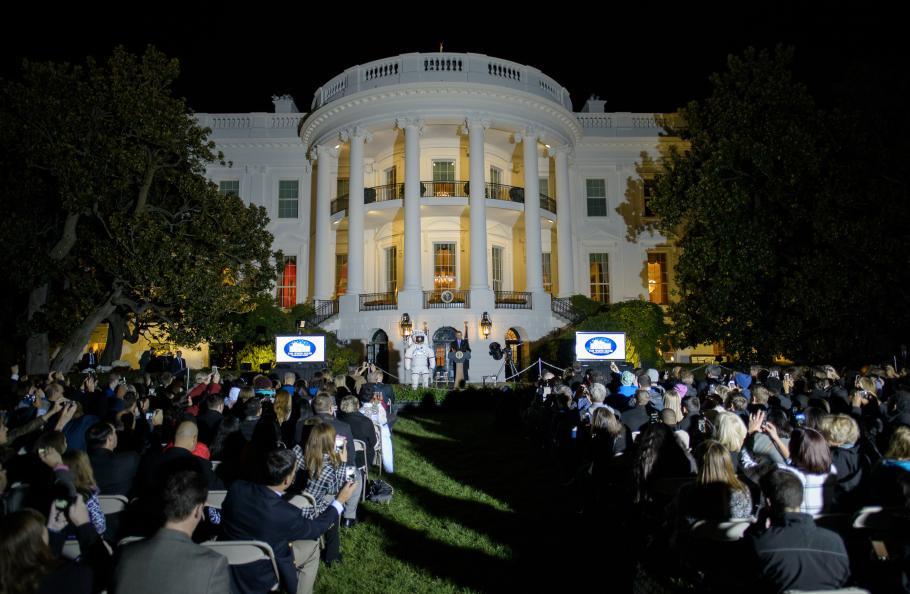 2015 White House Astronomy Night