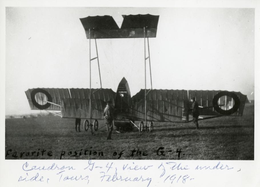 Caudron G.3 in France