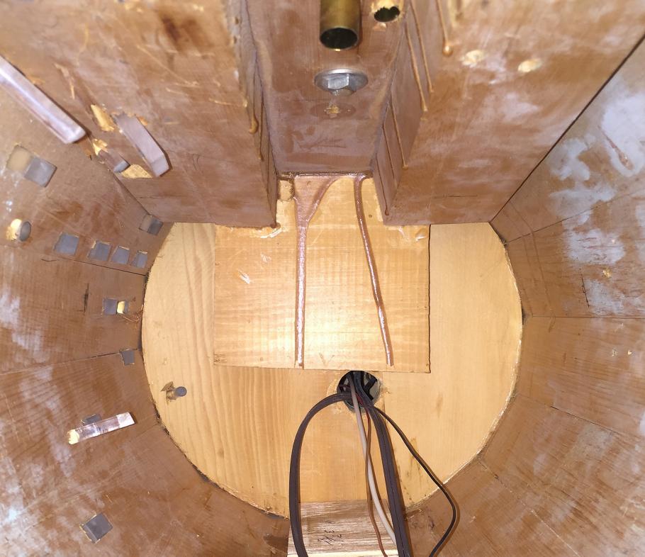Inside the Enterprise Hull