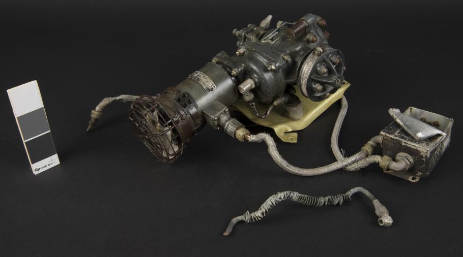 GE Compressor After Conservation
