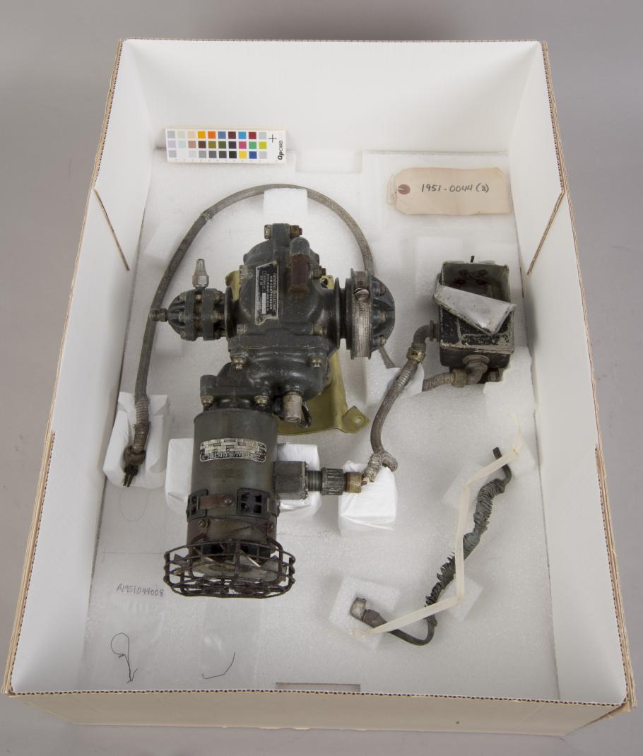 General Electric Compressor Archival Housing