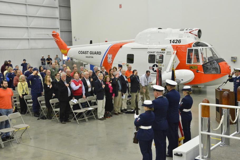 HH-52A After Restoration