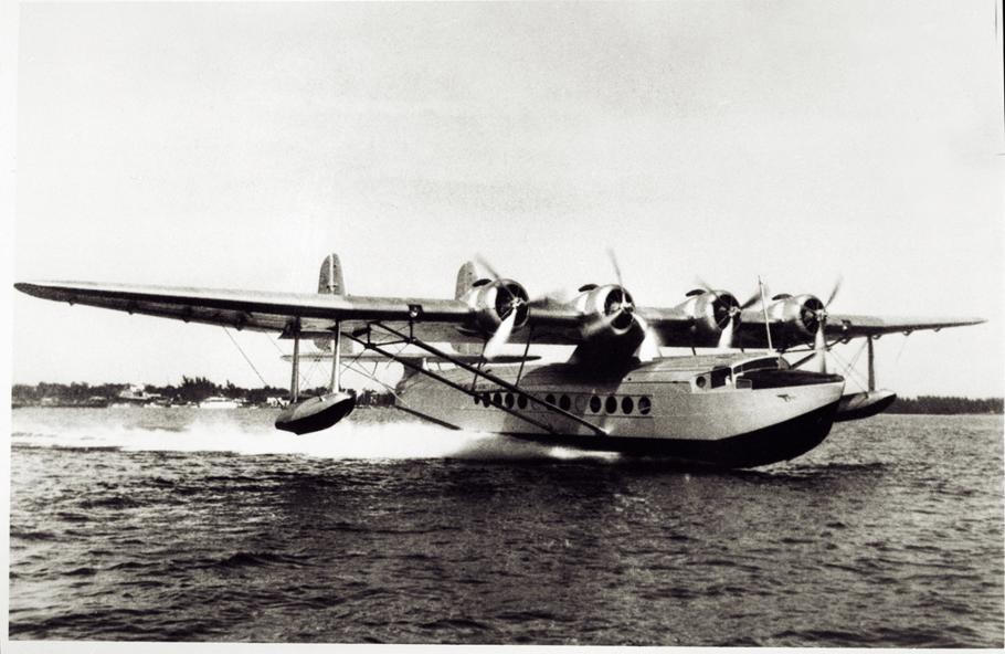 Pan Am Sikorsky S-42