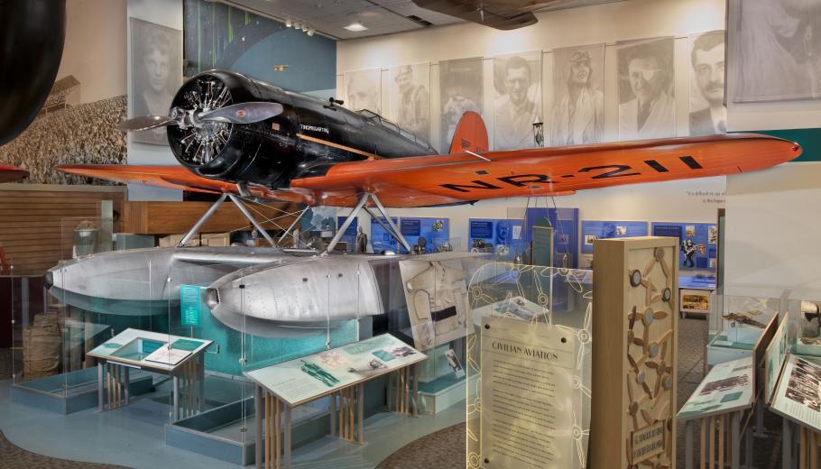 "Lockheed Model 8 Sirius \""Tingmissartoq\"""