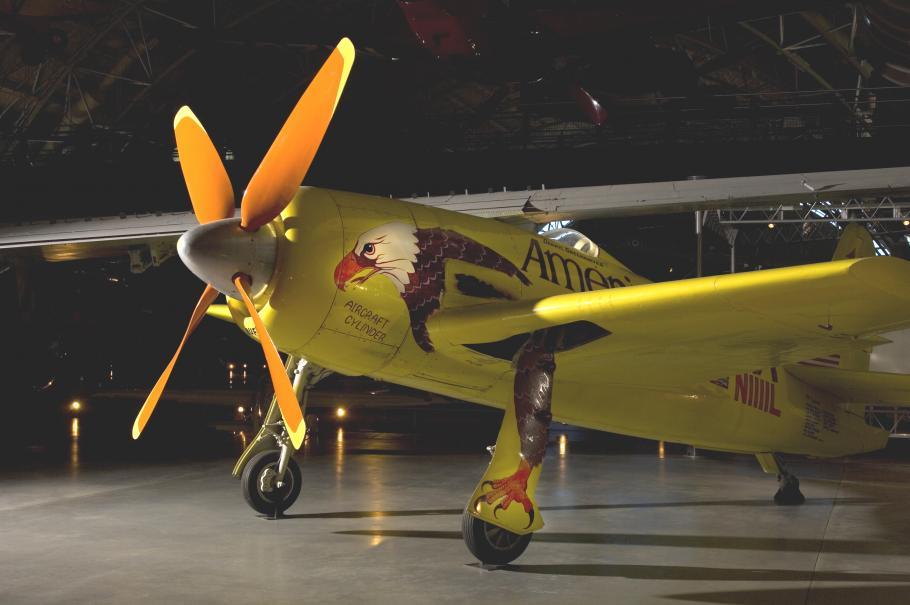 Grumman F8F-2 Bearcat Conquest I