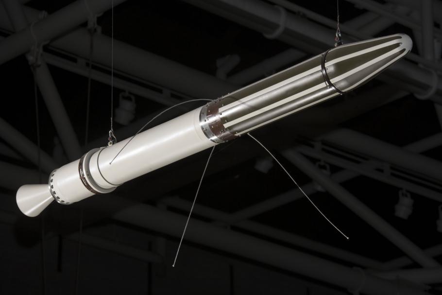 Explorer 1 Satellite