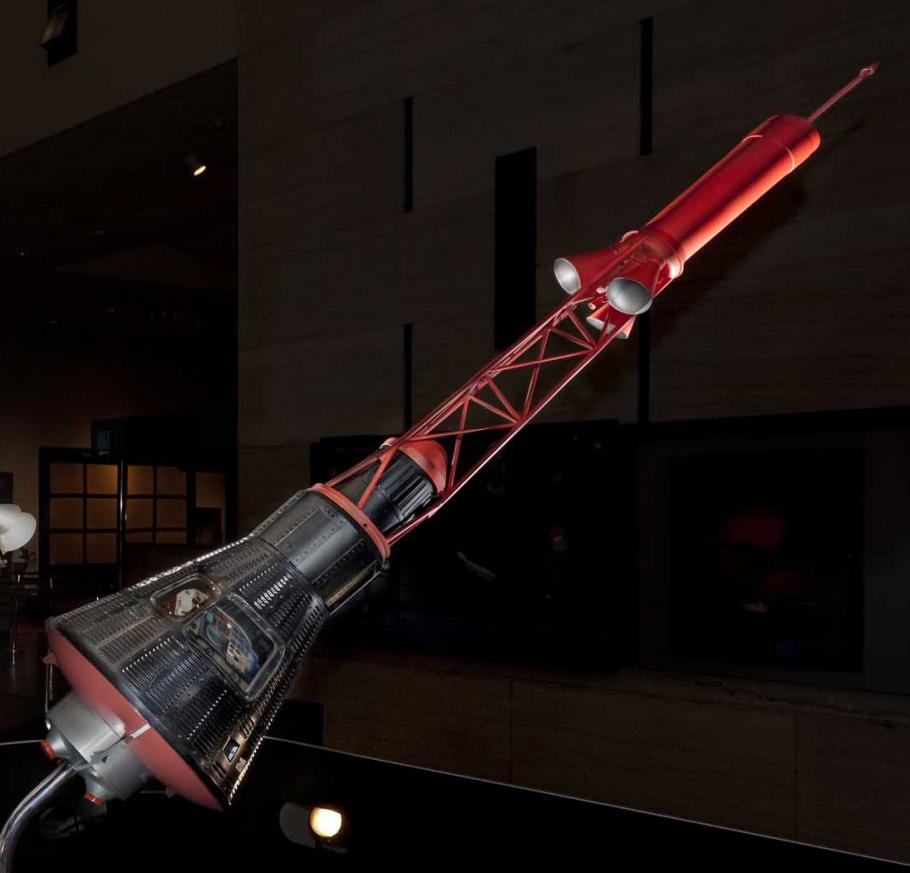 Mercury (1:3 scale model)