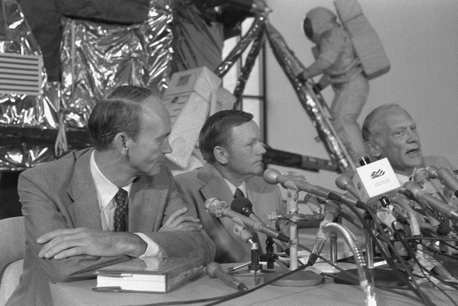 Tenth Anniversary of Apollo 11