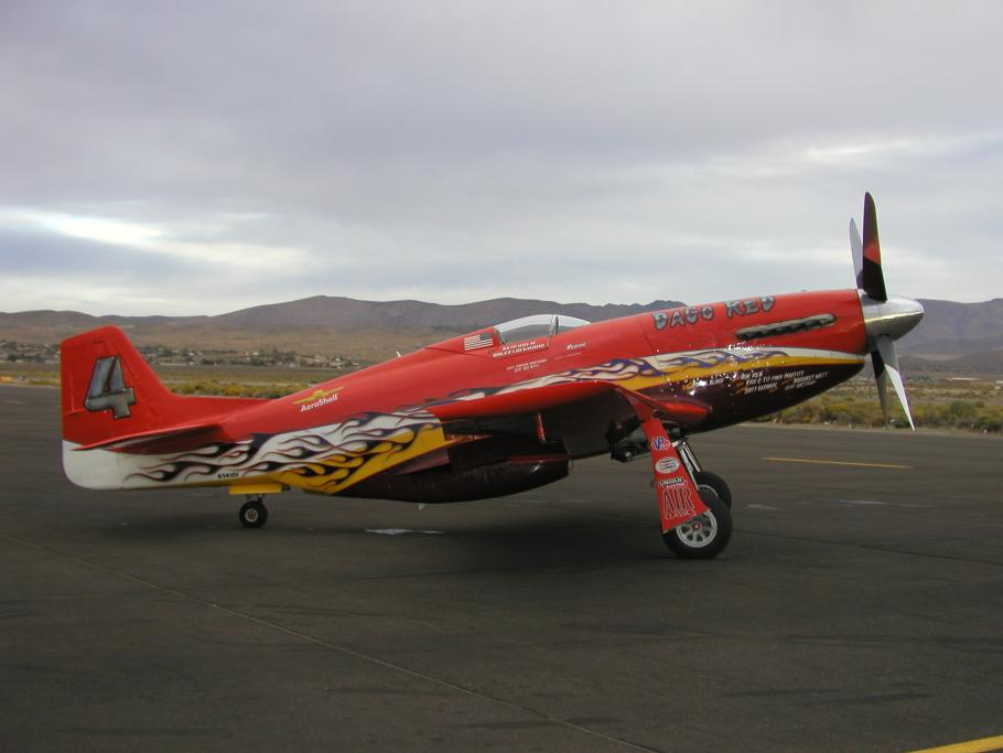 North American P-51 Mustang Racer