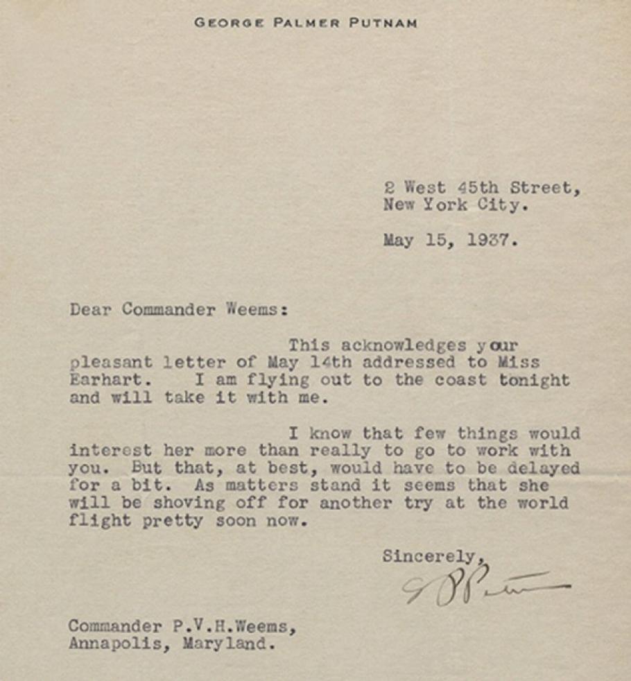 Putnam Response To Weems