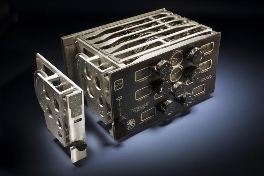 Fairchild-Maxson Line-Of-Position Computer