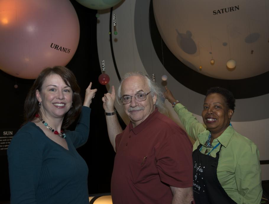 Margaret Weitekamp, David DeVorkin, and Diane Kidd