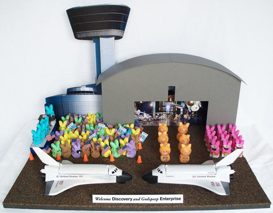Peeps Welcome Discovery