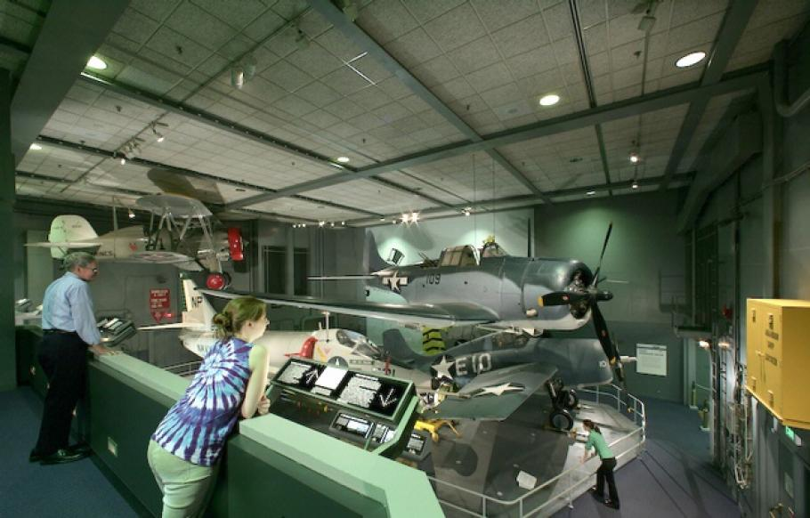 Sea-Air Operations Gallery