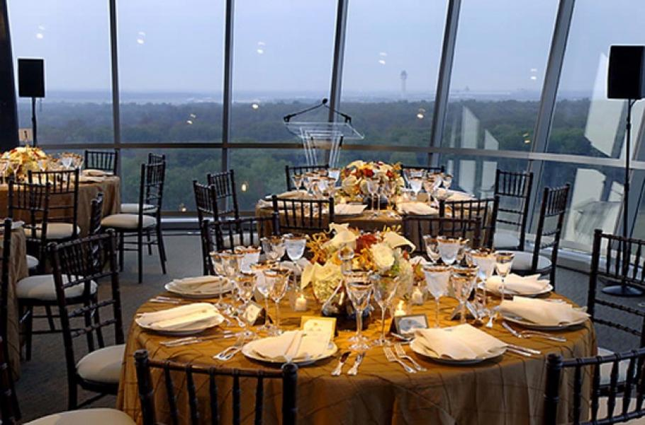 Special Event - Donald D. Engen Observation Tower